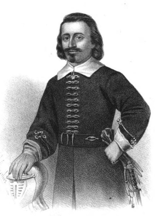 John Leverett, English governor of the Massachusetts Bay Colony