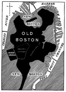 "Walking Tour: ""Tracing Boston's Original Shoreline"""
