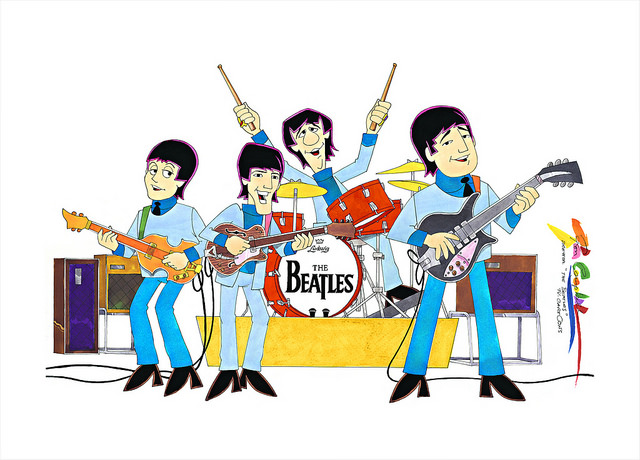 Saturday Morning with The Beatles!