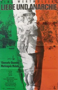"Italian Heritage Month Film Series: ""Love and Anarchy"""