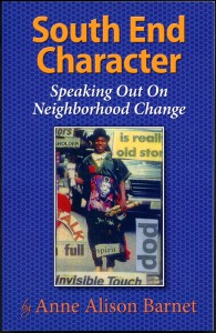 Talk: South End Character: Speaking Out On Neighborhood Change with Anne Alison Barnet