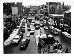 Talk: Always Something Doing & Scollay Square