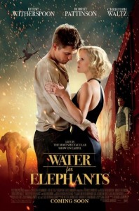 Film: Water for Elephants