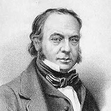 ISAMBARD KINGDOM BRUNEL  Designer and builder of railroads bridges tunnels steamships docks &c. - Date: 1806 - 1859