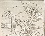 A Plan of Boston 1796