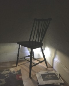 """Talk: """"Halfway through the Dark,"""" a discussion with 8 Nights, 8 Windows artists Christian Meade and Nathaniel Wyrick"""