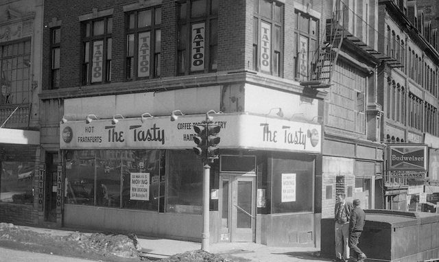 The Tasty in Scollay Square
