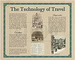 The Technology of Travel