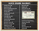 Horse Railways List