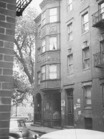 One of Eli Tarlin's West End properties; 15 Poplar Street, Boston