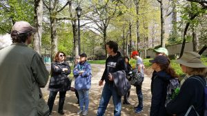 Jane's Walk West End Tour - Thoreau Path, Charles River Park
