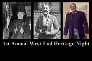 Museum to Host 1st Annual West End Heritage Night