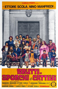 Film: Ugly, Dirty and Bad (Brutti, Sporchi e Cattivi)